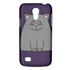 Cat Minimalism Art Vector Galaxy S4 Mini