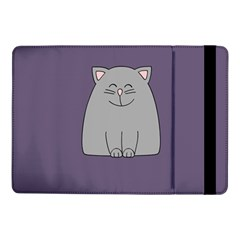 Cat Minimalism Art Vector Samsung Galaxy Tab Pro 10 1  Flip Case