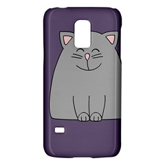 Cat Minimalism Art Vector Galaxy S5 Mini