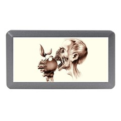 Zombie Apple Bite Minimalism Memory Card Reader (Mini)
