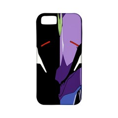 Monster Face Drawing Paint Apple iPhone 5 Classic Hardshell Case (PC+Silicone)