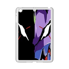 Monster Face Drawing Paint iPad Mini 2 Enamel Coated Cases
