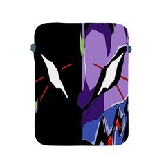 Monster Face Drawing Paint Apple iPad 2/3/4 Protective Soft Cases