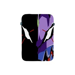 Monster Face Drawing Paint Apple iPad Mini Protective Soft Cases