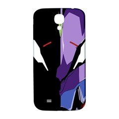 Monster Face Drawing Paint Samsung Galaxy S4 I9500/I9505  Hardshell Back Case