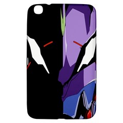 Monster Face Drawing Paint Samsung Galaxy Tab 3 (8 ) T3100 Hardshell Case