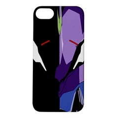 Monster Face Drawing Paint Apple iPhone 5S/ SE Hardshell Case