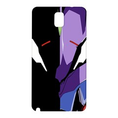 Monster Face Drawing Paint Samsung Galaxy Note 3 N9005 Hardshell Back Case