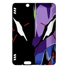 Monster Face Drawing Paint Kindle Fire HDX Hardshell Case