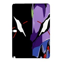 Monster Face Drawing Paint Samsung Galaxy Tab Pro 12.2 Hardshell Case