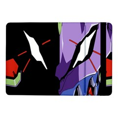 Monster Face Drawing Paint Samsung Galaxy Tab Pro 10.1  Flip Case