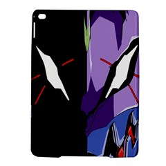 Monster Face Drawing Paint iPad Air 2 Hardshell Cases
