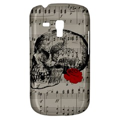 Skull and rose  Galaxy S3 Mini