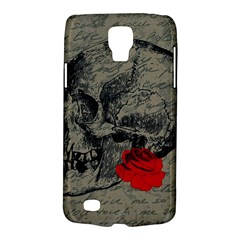 Skull and rose  Galaxy S4 Active