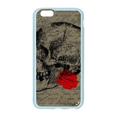 Skull and rose  Apple Seamless iPhone 6/6S Case (Color)