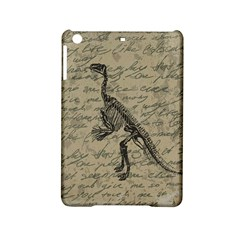 Dinosaur skeleton iPad Mini 2 Hardshell Cases