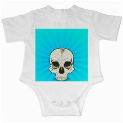 Skull Ball Line Schedule Infant Creepers