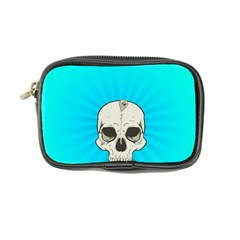 Skull Ball Line Schedule Coin Purse