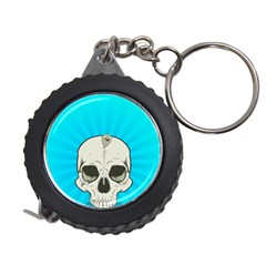 Skull Ball Line Schedule Measuring Tapes