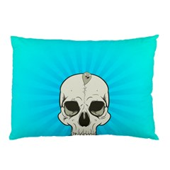 Skull Ball Line Schedule Pillow Case (Two Sides)