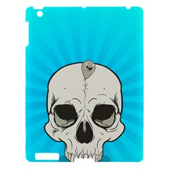 Skull Ball Line Schedule Apple iPad 3/4 Hardshell Case