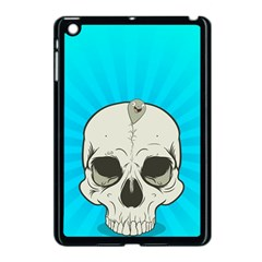 Skull Ball Line Schedule Apple iPad Mini Case (Black)