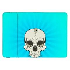 Skull Ball Line Schedule Samsung Galaxy Tab 8 9  P7300 Flip Case