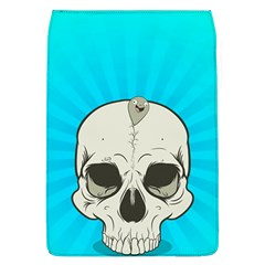 Skull Ball Line Schedule Flap Covers (L)