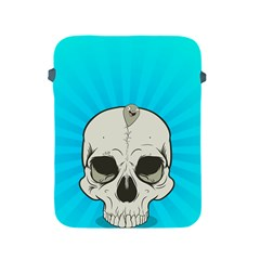 Skull Ball Line Schedule Apple iPad 2/3/4 Protective Soft Cases