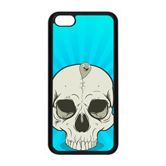 Skull Ball Line Schedule Apple Iphone 5c Seamless Case (black)