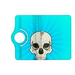 Skull Ball Line Schedule Kindle Fire HD (2013) Flip 360 Case