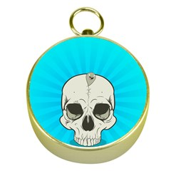 Skull Ball Line Schedule Gold Compasses
