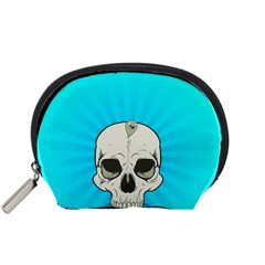 Skull Ball Line Schedule Accessory Pouches (Small)