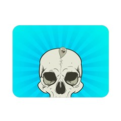 Skull Ball Line Schedule Double Sided Flano Blanket (Mini)