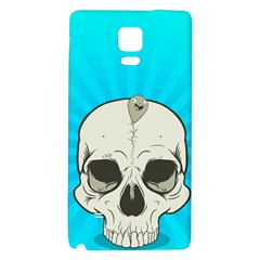 Skull Ball Line Schedule Galaxy Note 4 Back Case