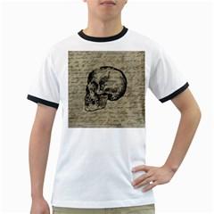 Skull Ringer T-Shirts