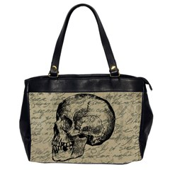 Skull Office Handbags (2 Sides)