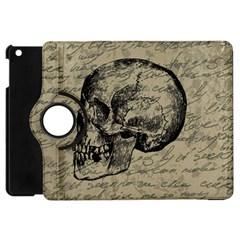 Skull Apple iPad Mini Flip 360 Case