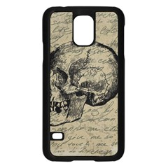Skull Samsung Galaxy S5 Case (Black)