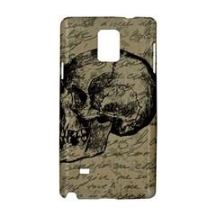 Skull Samsung Galaxy Note 4 Hardshell Case