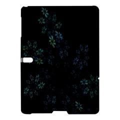 Fractal Pattern Black Background Samsung Galaxy Tab S (10.5 ) Hardshell Case