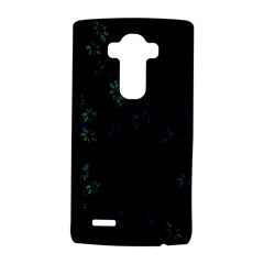Fractal Pattern Black Background LG G4 Hardshell Case