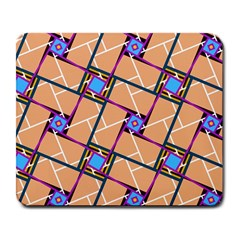 Overlaid Patterns Large Mousepads