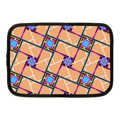 Overlaid Patterns Netbook Case (Medium)