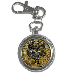 Vintage rooster  Key Chain Watches