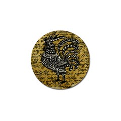 Vintage rooster  Golf Ball Marker