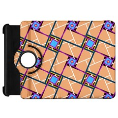 Overlaid Patterns Kindle Fire Hd 7