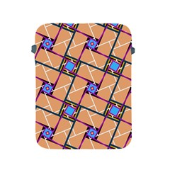 Overlaid Patterns Apple iPad 2/3/4 Protective Soft Cases