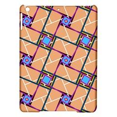 Overlaid Patterns iPad Air Hardshell Cases