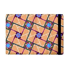 Overlaid Patterns iPad Mini 2 Flip Cases